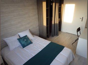 Appartager FR - Colocation meublée 2pers, Besançon - 405 € /Mois
