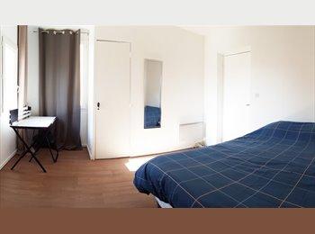 Appartager FR - Belle chambre dans un duplex au cœur du Havre, Le Havre - 450 € /Mois
