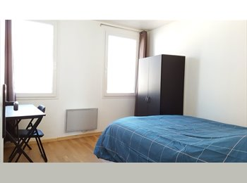 Appartager FR - Chambre dans un charmant duplex au cœur du Havre, Le Havre - 400 € /Mois