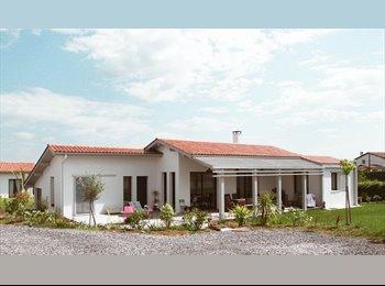 Appartager FR - Ahetze maison d'architecte , Bidart - 250 € /Mois