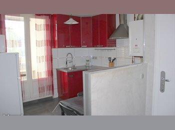 Appartager FR - Tout compris chambre meublee parking proche campus , Gières - 400 € /Mois