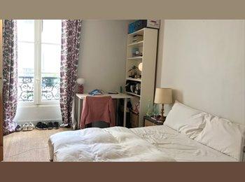 Appartager FR - Centre Paris rue Montorgueuil: belle chambre a louer, 2ème Arrondissement - 880 € /Mois