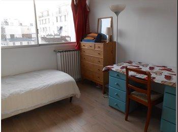 Appartager FR - Chambre calme à Paris - Nation - 20ème Arrondissement, Paris - Ile De France - 700 € /Mois