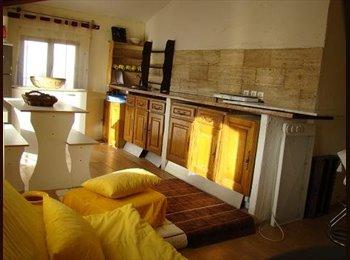 Appartager FR - Appartement très agréable donnant sur parc - Perpignan, Perpignan - 330 € /Mois