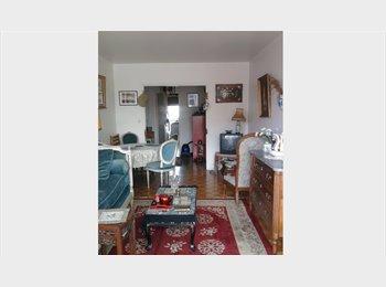 Chambre meublée charmante et ensoleillée 600€