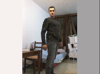 Appartager FR - Sam - 29 - Paris - Ile De France