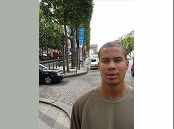 Appartager FR - Franck - 34 - Paris - Ile De France