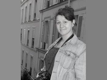 Appartager FR - Roxane - 20 - Paris - Ile De France