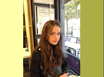Marie - 18 - Etudiant