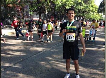 Jorge - 25 - Etudiant(s)