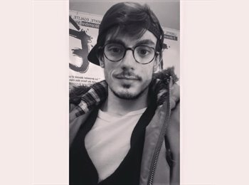 Alexis  - 21 - Etudiant(s)