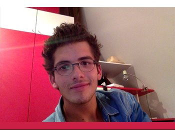 Appartager FR - Benjamin - 21 - Paris - Ile De France