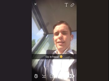 Appartager FR - Benoit - 20 - Angers