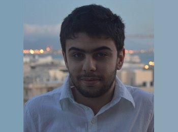 Ahmed - 20 - Etudiant