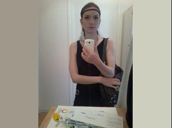 Angeline - 25 - Etudiant