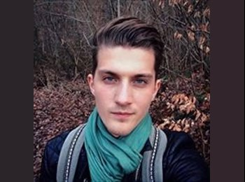 Antoine - 21 - Etudiant