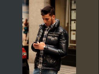 Gianluca - 26 - Etudiant