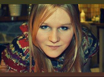 Amandine - 18 - Etudiant