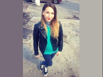 Anastasia - 21 - Etudiant