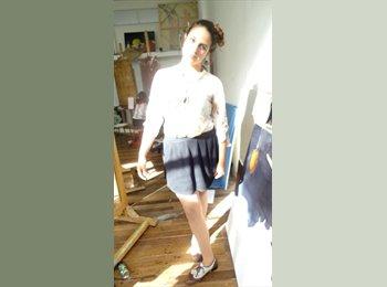 Emma  - 23 - Etudiant