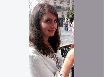 Marieke - 20 - Etudiant