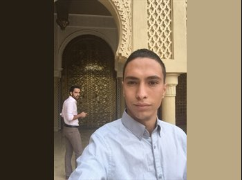 Appartager FR - Mohamed  - 23 - Béziers