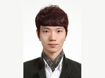 junghwan - 24 - Etudiant