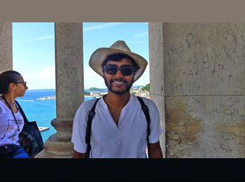 Appartager FR - Mahesh - 23 - Poitiers