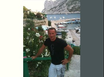 Appartager FR - Jean Philippe - 46 - Marseille