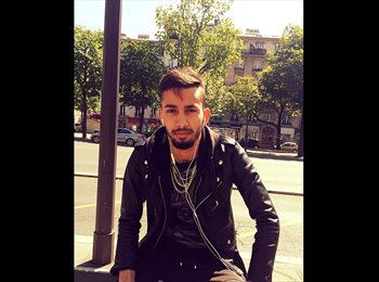 Ahmed - 21 - Etudiant
