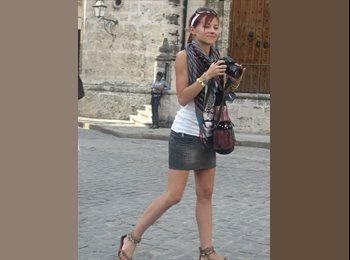 Appartager FR - Ksenia - 26 - Paris - Ile De France