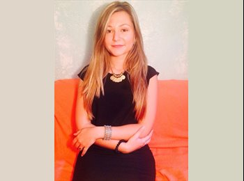 Appartager FR - Ekaterina - 21 - Angers