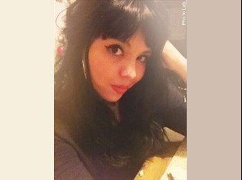 Elizabeth  - 25 - Etudiant