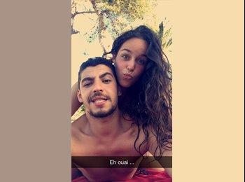 Damien et Sarah  - 22 - Etudiant