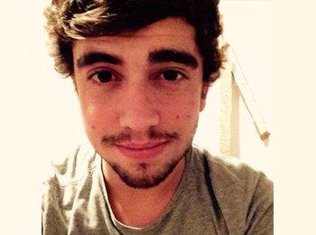 Nicolas - 22 - Etudiant