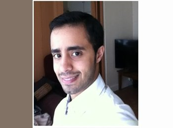 Mohammed - 25 - Etudiant