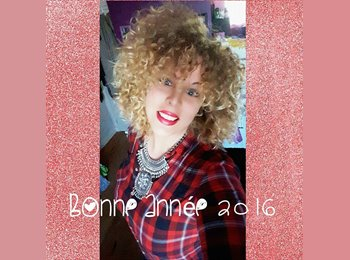 Appartager FR - Gaëlle  - 28 - Le Havre