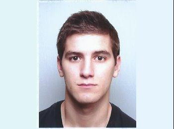 Pierre - 23 - Etudiant