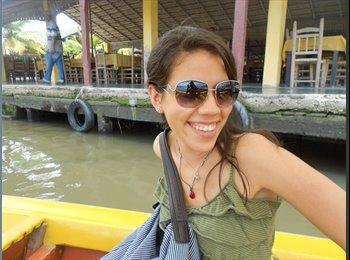 Isabel - 28 - Etudiant
