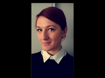 Appartager FR - Justyna - 58 - Grenoble