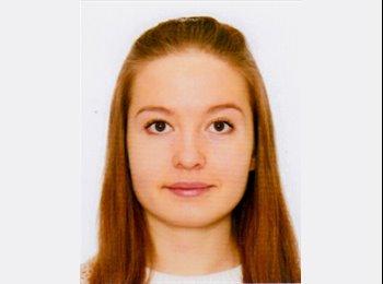 Olga - 22 - Etudiant