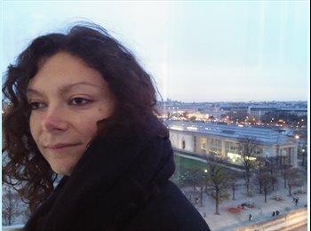 Appartager FR - Sophie - 28 - Paris - Ile De France