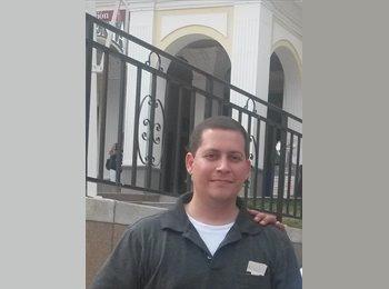 Jorge Andres - 34 - Etudiant