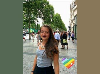 Appartager FR - Lucie - 18 - Dijon