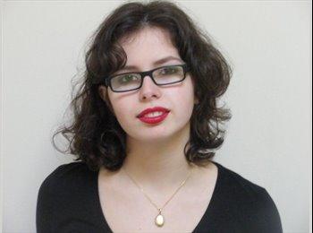 Cécile - 20 - Etudiant