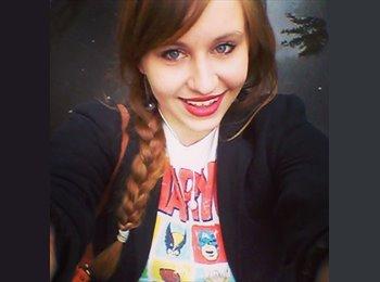 Aleksandra - 23 - Etudiant