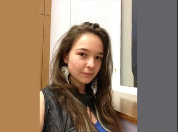Appartager FR - Sarah - 18 - France