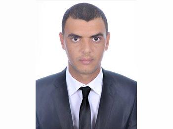 khaled - 24 - Etudiant