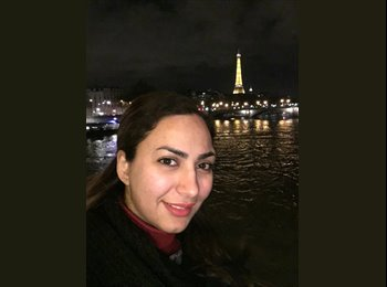 Appartager FR - Ghazal - 30 - Toulouse