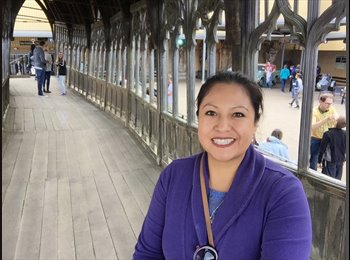 Alejandra - 34 - Etudiant